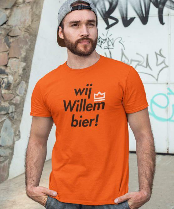 Koningsdag T-shirt Bier Premium