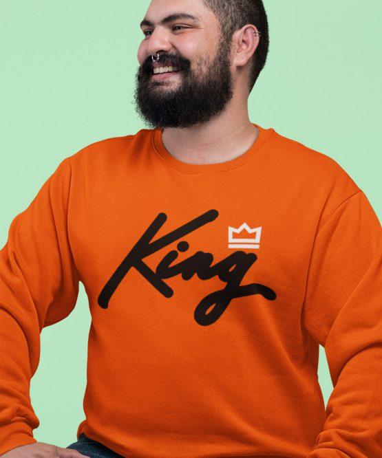Koningsdag Trui King Premium