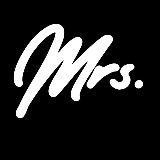 Mrs Kleding Opdruk 2020