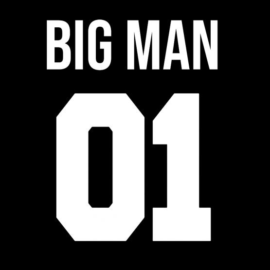 Vader Zoon Kleding Big Man