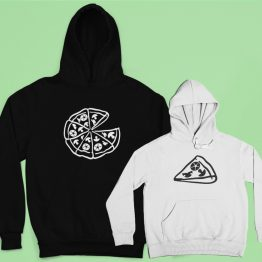 Vader Zoon Hoodie Pizza Pizza Slice