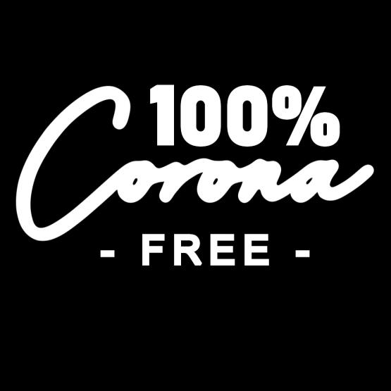 Corona Kleding 100% Corona Free