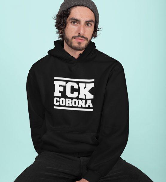 Corona Hoodie FCK Corona