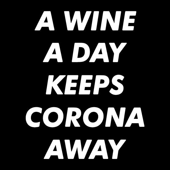 Corona Kleding A wine A Day 2