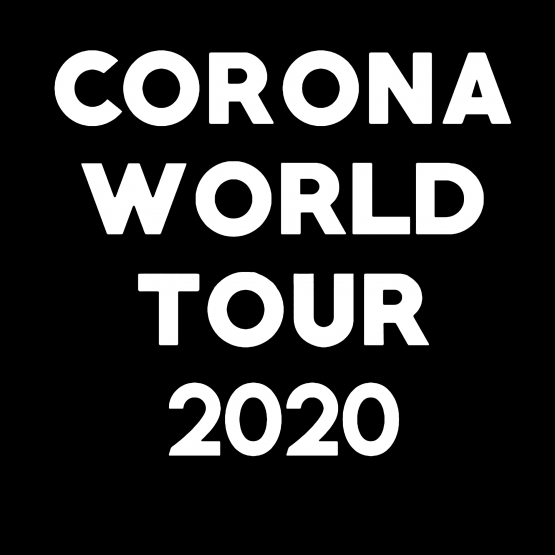 Corona Kleding Corona Tour