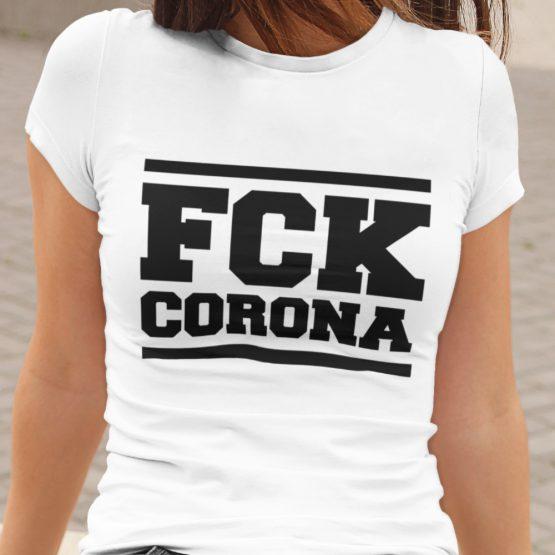 Corona T-Shirt FCK Corona
