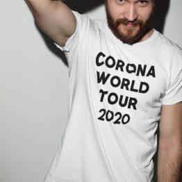 Corona T-Shirt World Tour 2020