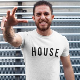 Festival T-Shirt House 1