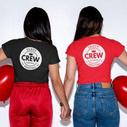 Festival Shirt Party Crew Back 2