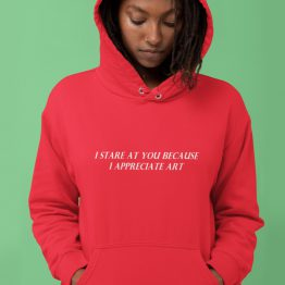 Festival Hoodie I Stare At You