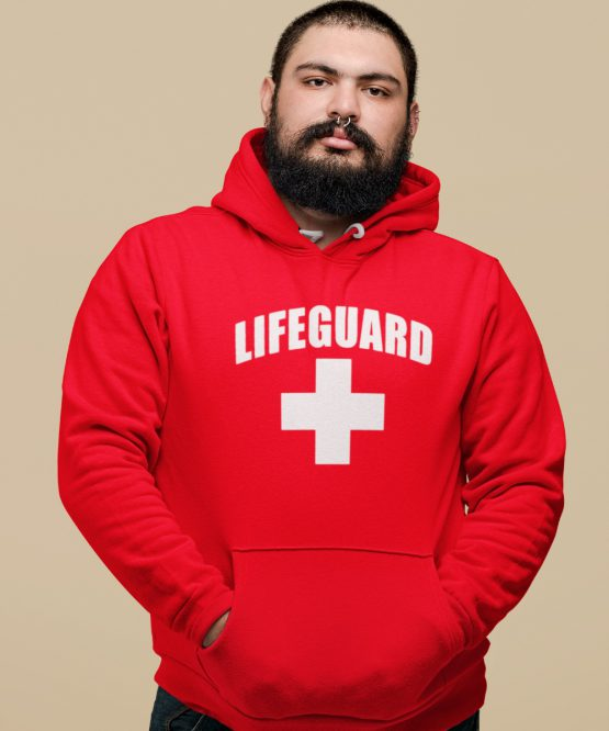 Festival Hoodie Lifeguard