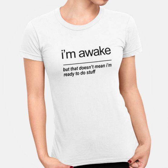 Festival Kleding I'm Awake wit