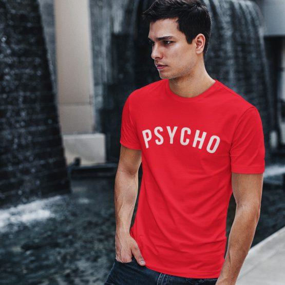 Festival T Shirt Psycho Rood