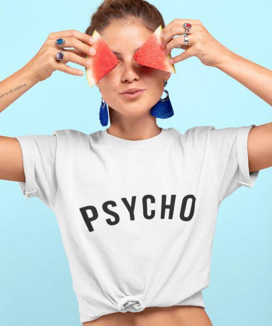 Festival T Shirt Psycho wit