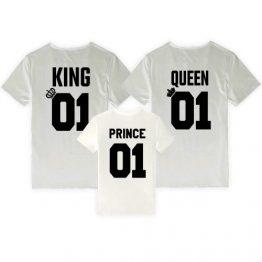 King Queen Prince Princess
