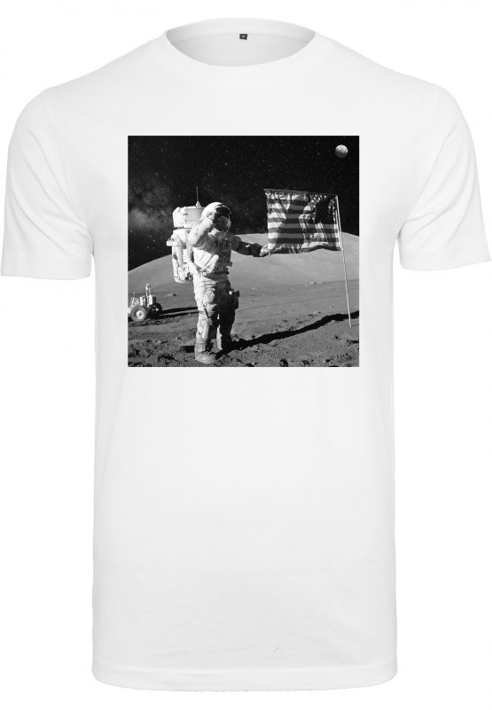 NASA Moon Landing T-Shirt productfoto 2