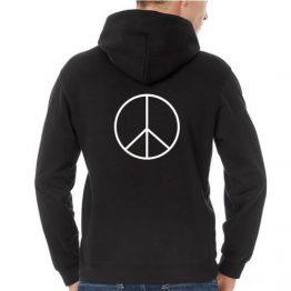 Peace kleding