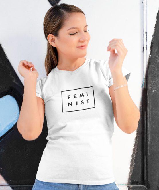 Feminisme T-Shirt Feminist 2