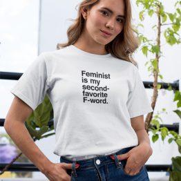 Feminist T-Shirt F-word