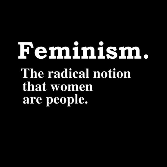 Feminist kleding Feminism
