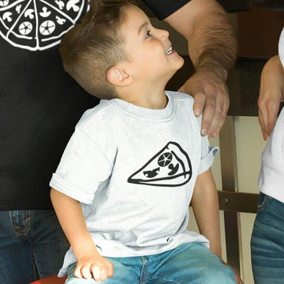 T-Shirt Kind Pizza Slice