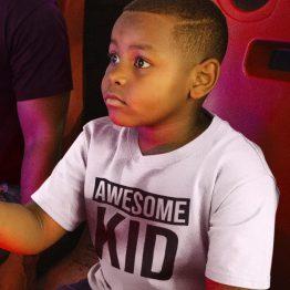 T-Shirt Kind Awesome Kid