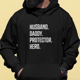 Vaderdag Hoodie Husband