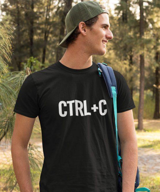 Vaderdag T-Shirt Ctrl C