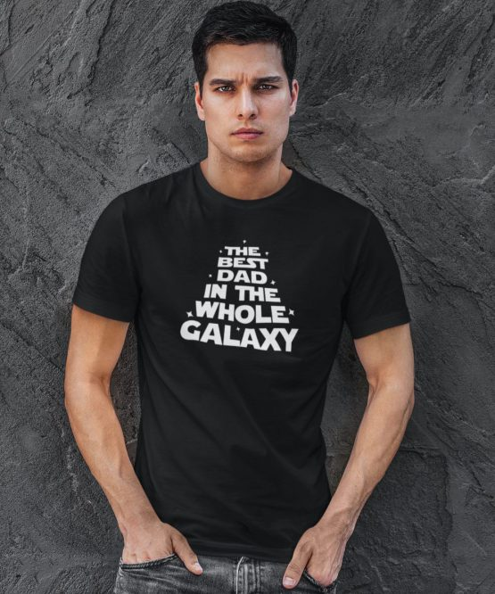 Vaderdag T-Shirt Galaxy