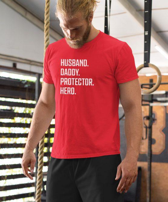 Vaderdag T-Shirt Hero 2