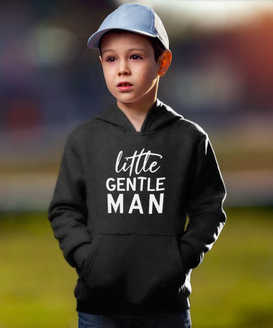 Hoodie Kind Little Gentleman 1