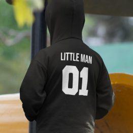 Hoodie Kind Little Man 1
