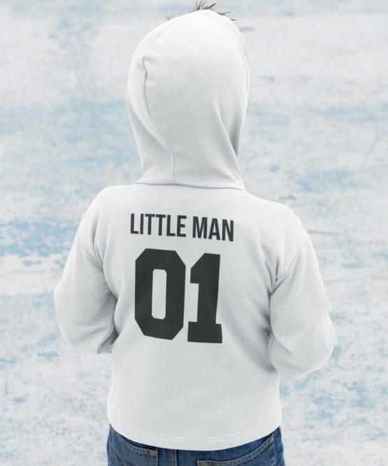 Hoodie Kind Little Man 2
