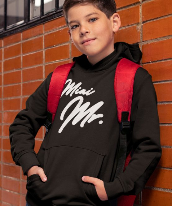 Hoodie Kind Mini Mr