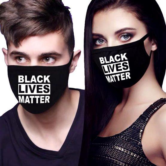 Mondkapjes Black Lives Matter