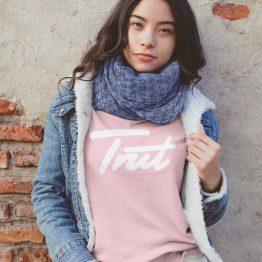 Trut Sweater Premium Pink