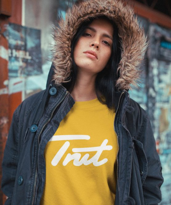 Trut Sweater Premium Yellow