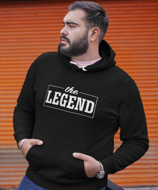 Vaderdag Hoodie The Legend