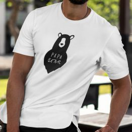 Vaderdag T-Shirt Papa Bear 2 (1)