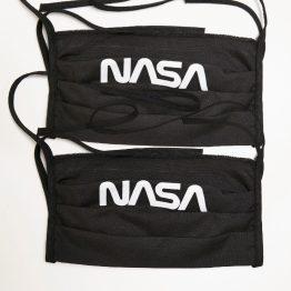2-Pack NASA Mondkapjes