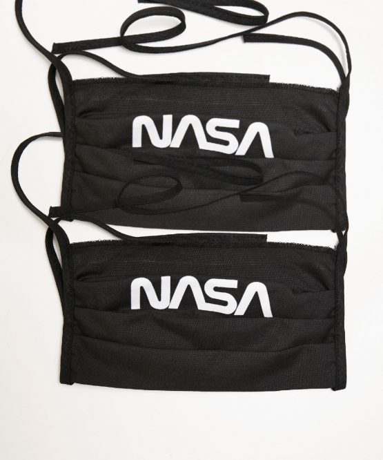 2-Pack NASA Mondkapjes
