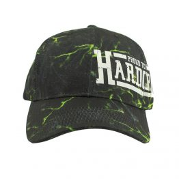 Hardcore Cap Bliksem Groen 1