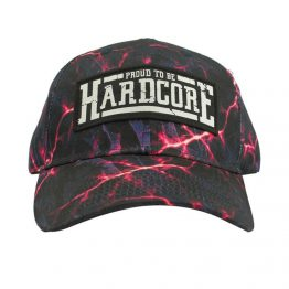 Hardcore Cap Bliksem Roze 1