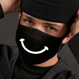Mondkapje Smile 1