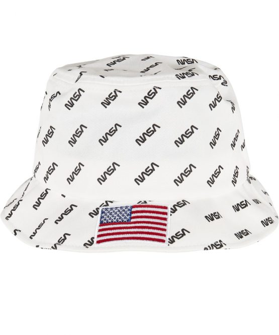 NASA Bucket Hat wit