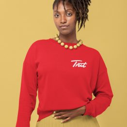 Trut Sweater Chest Red