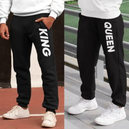 King & Queen Joggingbroek Thic