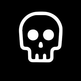 Skull Joggingbroek Opdruk
