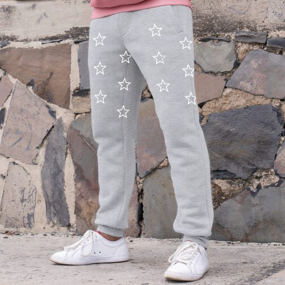 Star Power Joggingbroek Grijs