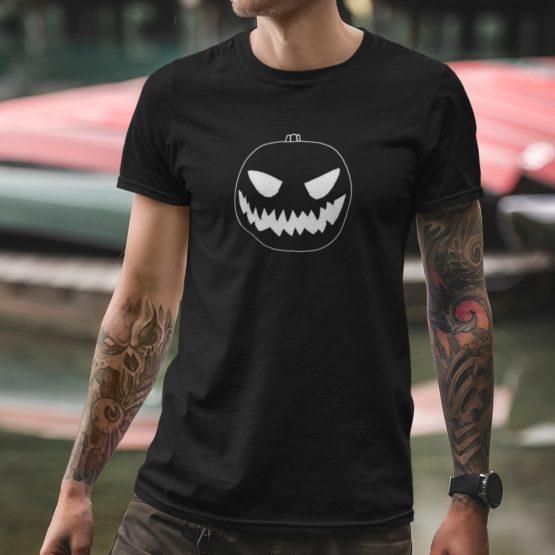 Halloween T-Shirt Pompoen